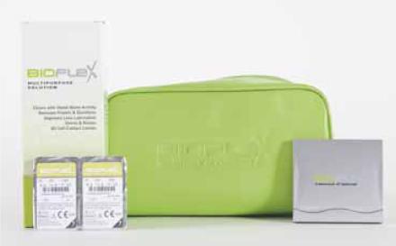 Bioflex-kontaklencse-kezdocsomag