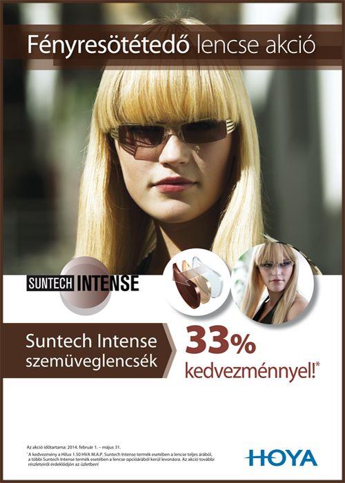 Suntech Intense akció