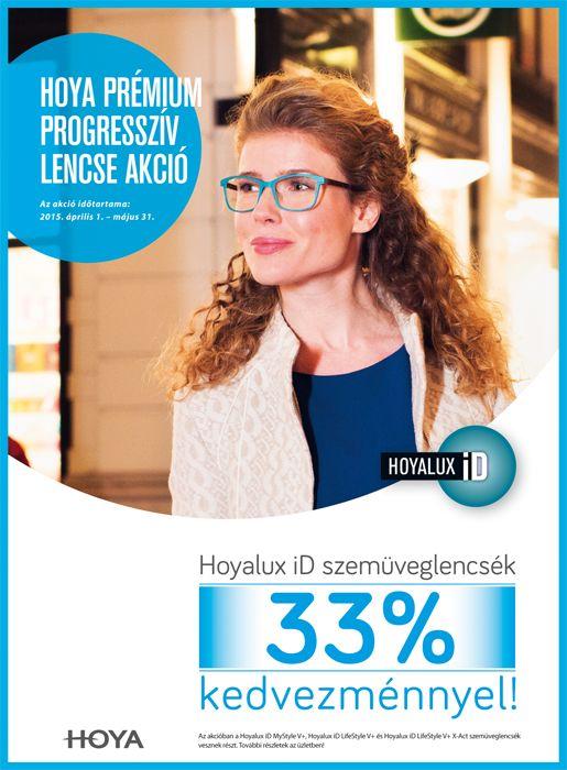 Hoyalux iD-33%-os akció